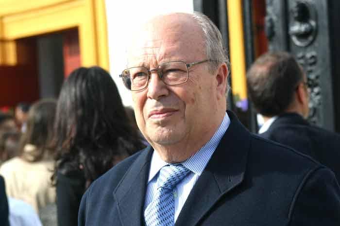 El periodista sevillano Luis Carlos Peris.