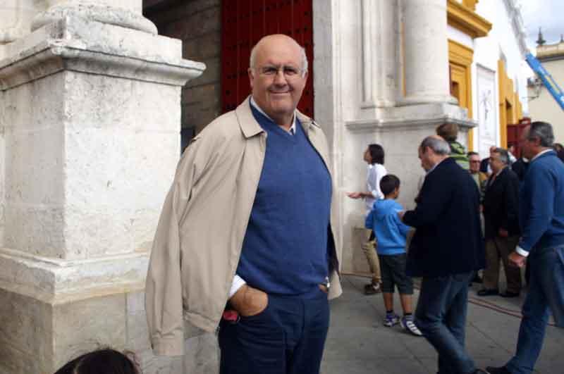 Manuel Rodríguez 'Manolón'.