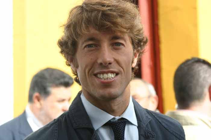 El torero Manuel Escribano.