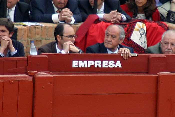 Toño Matilla y Ramón Valencia.
