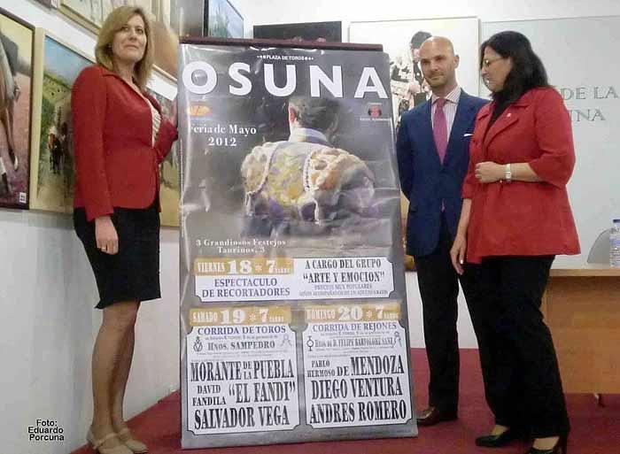 Presentación de la Feria de Osuna.