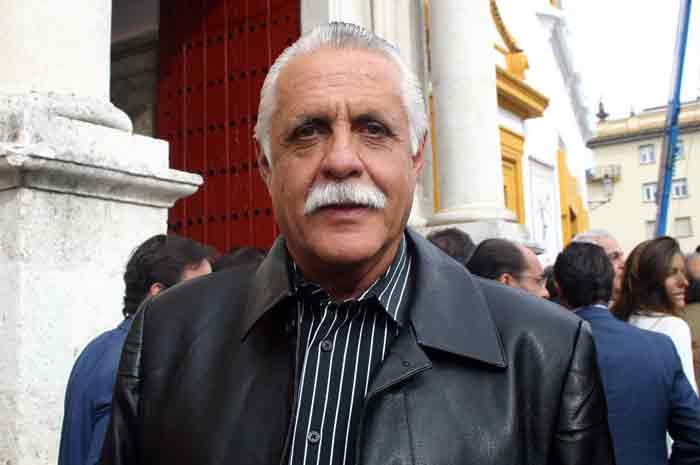 El empresario taurino mexicano Rafael Herrerías.