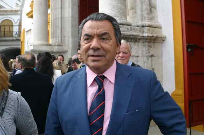 Rafael Ruiz, la mitad de 'Los del Río'.