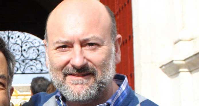 El periodista taurino Luis Nieto. (FOTO: Javier Martínez)