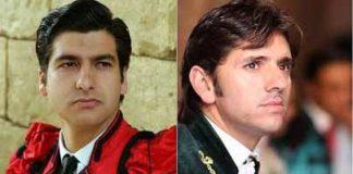 Los sevillanos Morante y Diego Ventura.