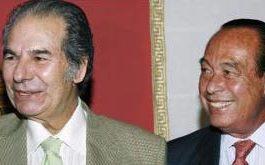 El jerezano Rafael de Paula y el sevillano Curro Romero.