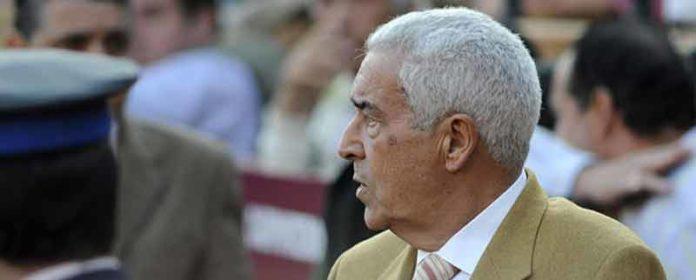 El aficionado y cirujano sevillano Ramón Vila. (FOTO: Matito)