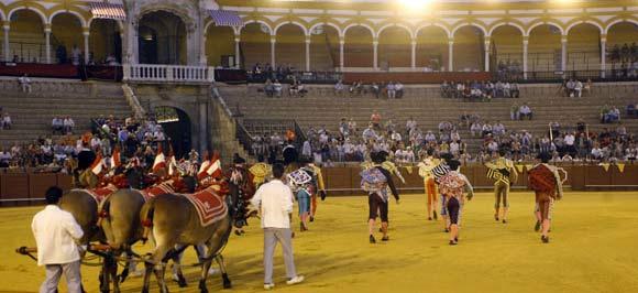 Importante novedad en las novilladas de septiembre: los jueves a las diez de la noche. (FOTO: lopezmatito.com)