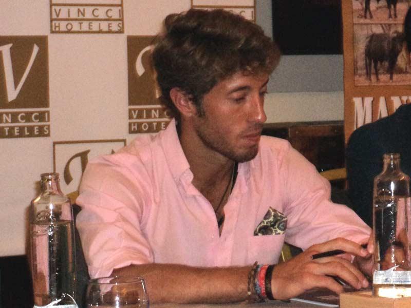 Manuel Escribano.