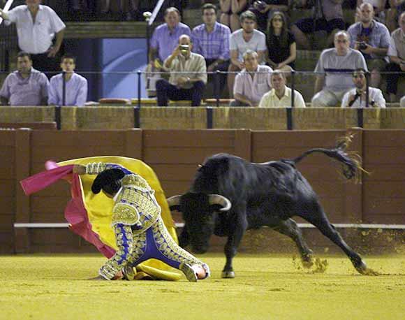 Portagayola de Gómez del Pilar. (FOTO: Arjona/lamaestranza.es)