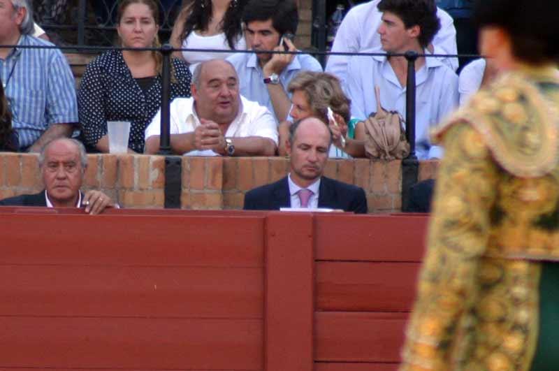 Ramón Valencia y Juan Pedro Domecq.