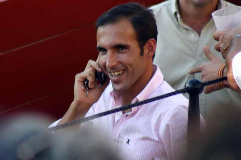 El ganadero José Luis Pereda, que lidiará el 12 de octubre.