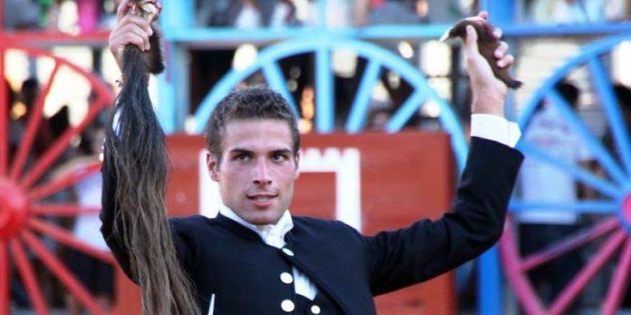 Miguel Ángel León, novillero de Gerena.