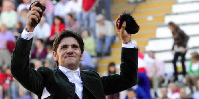 Diego Ventura, hoy en Pozoblanco. (FOTO: Carlos Núñez)