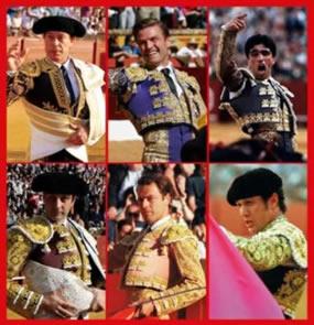 Curro, Espartaco, Emilio Muñoz, Ponce, Cepeda, Joselito... nombres habituales del 12 de octubre; ¿eran otros tiempos o era otro forma de ser empresario?