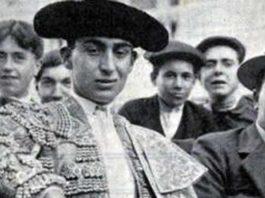 El mítico diestro sevillano Joselito 'El Gallo'.