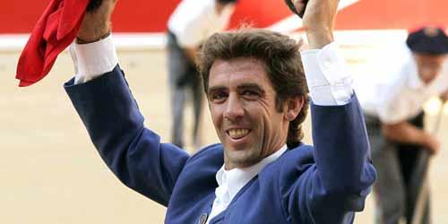 Hermoso de Mendoza, ausente de la Maestranza por segundo año consecutivo.