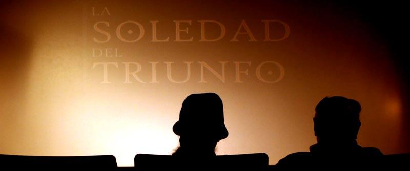 'La soledad del triunfo', estrenada en Sevilla.