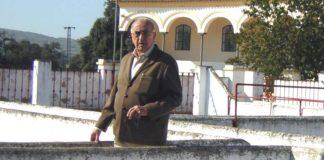 Gabriel Rojas en su finca 'El Castillo'. (FOTO: El Correo de Andalucía)