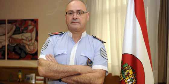 José Antoniuo Varela, hasta hace poco Director de Operaciones de la Policía vasca.