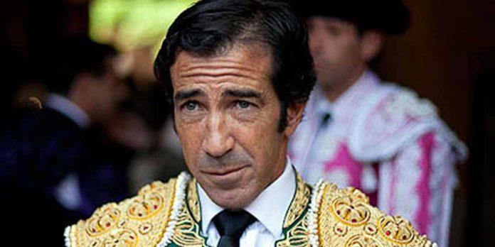 El torero Juan Mora.