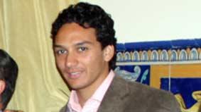El diestro Alfonso Oliva Soto.