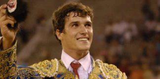 El diestro Agustín de Espartinas. (FOTO: lopez-matito.com)