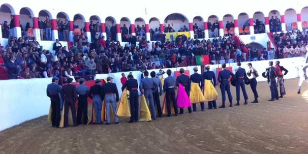 Homenaje a Murteira Grave en el meridiano del festival.