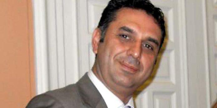 El delegado de la Junta de Andalucía en Sevilla, Javier Fernández, a foto taurina por semana.