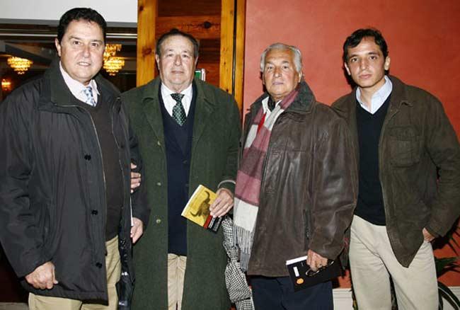 Prsentación del libro 'Comentarios al Reglamento Taurino de Andalucía'.