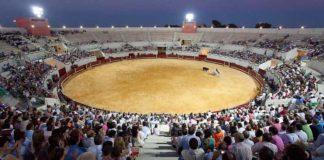 La nueva plaza de toros de Utrera.