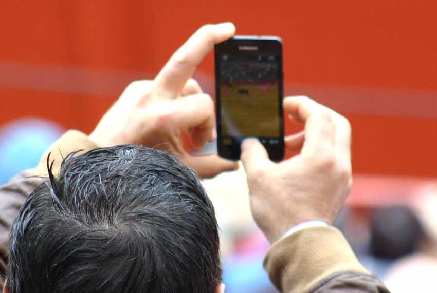 Foto-móvil para el recuerdo.