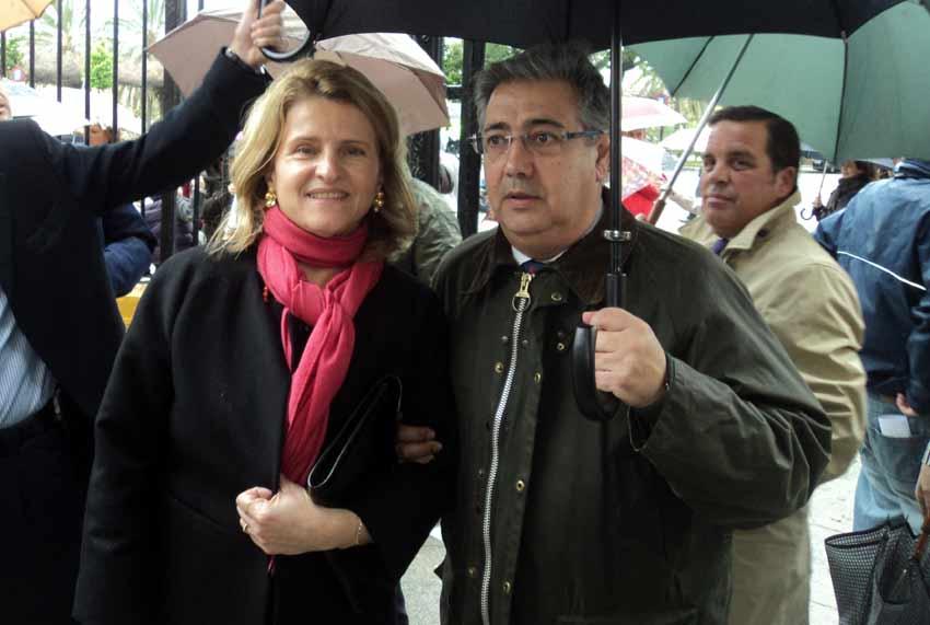 El alcalde de Sevilla, Juan Ignacio Zoido.