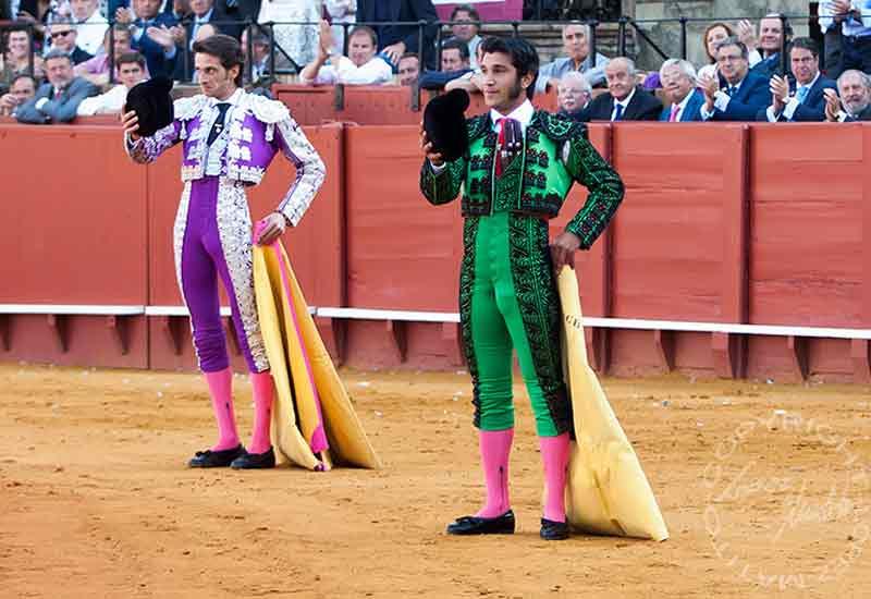 David Adalid y Fernando Sánchez.