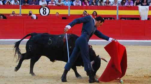 Manuel Jesús 'El Cid', en un festival.