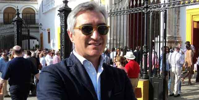El empresario sevillano Pepe Cutiño. (FOTO: Javier Martínez)