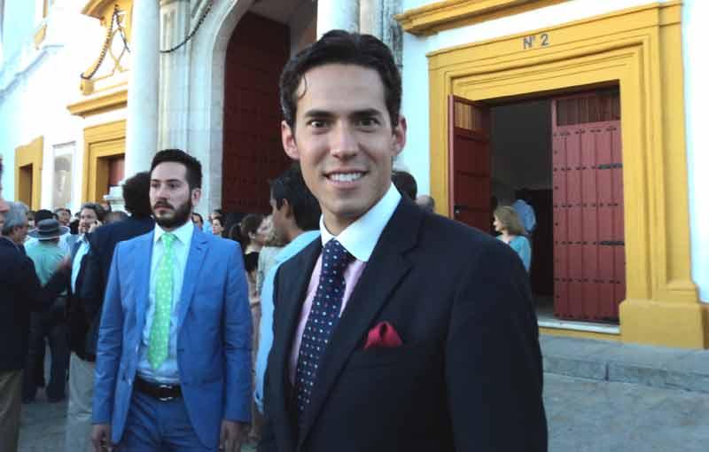 El mexicano Diego Silveti.