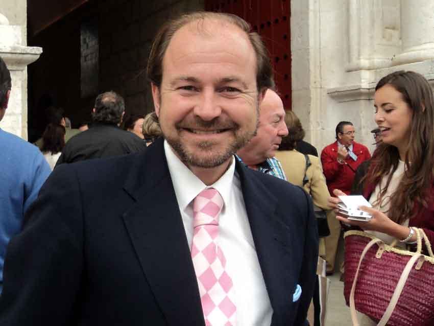 Guillermo García, presidente de 'Jamón de Huelva'.
