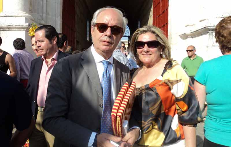 El periodista taurino valenciano José Luis Benlloch.