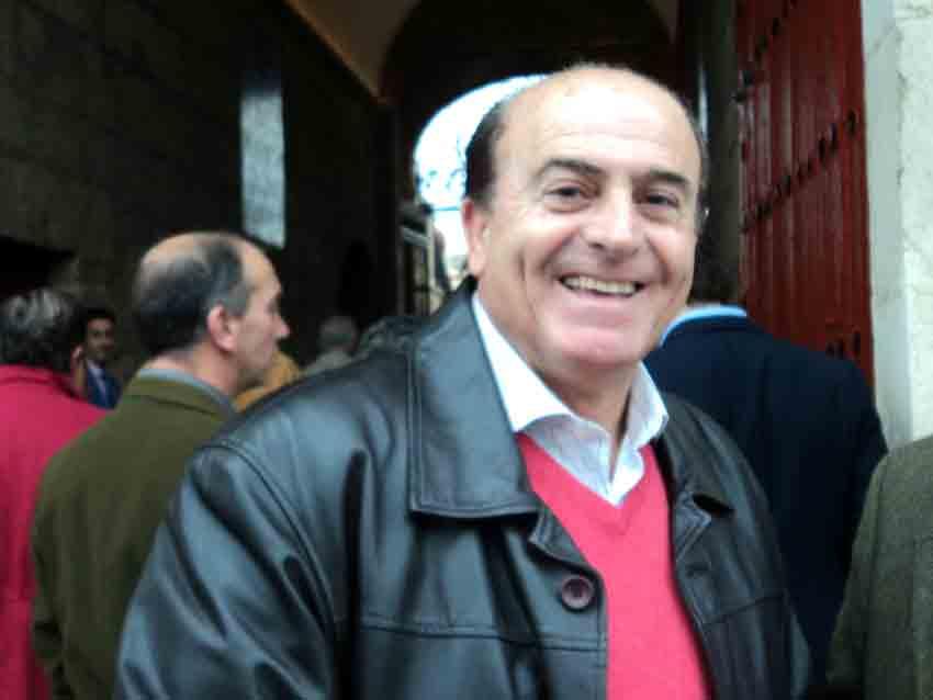 José Luis del Serranito.