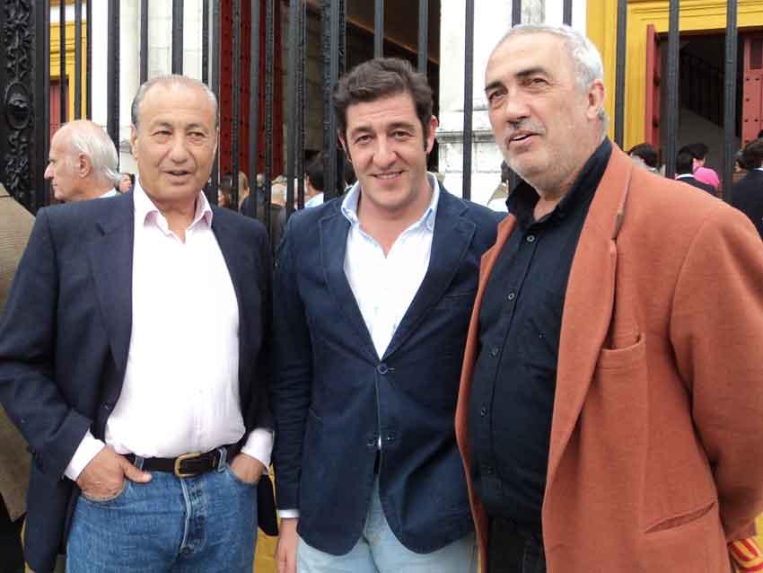 Manolo Cortés, Bermejo y Sánchez Traver