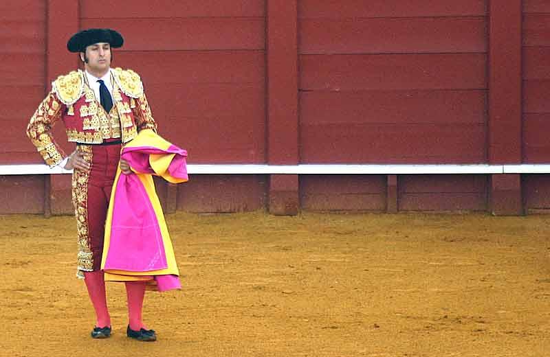 La torería es algo que se tiene o no se tiene; no se aprende. Morante es pura torería.
