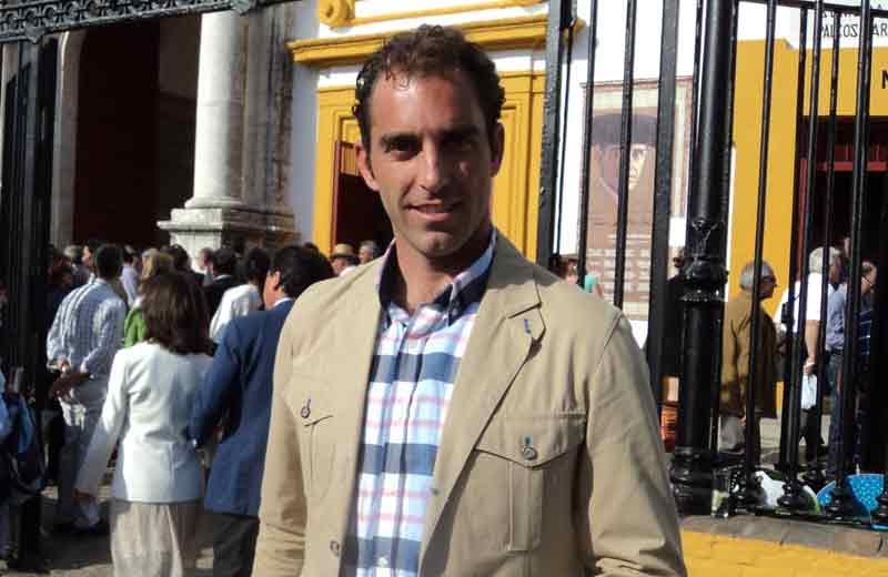 Otro torero de Sevilla, Salvador Cortés.