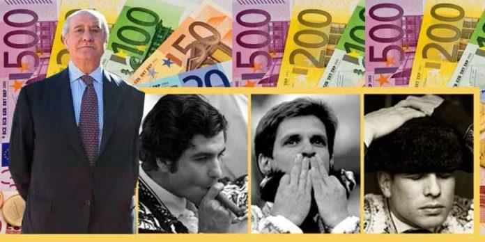 Ramón Valencia culpa a los altos honorarios de las figuras en medio de la actual crisis como causa del saldo negativo de casi 100.000 euros el pasado domingo, a pesar de plaza llena. (Infografía: SEVILLA TAURINA)