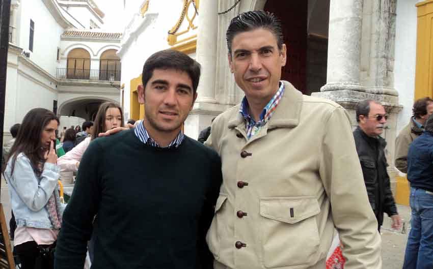 Vicente Varela y José Antonio Muñoz.