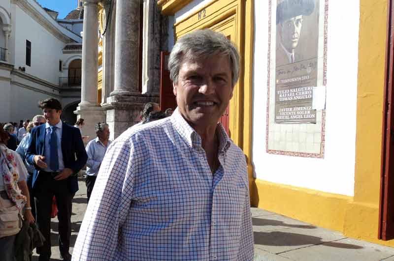 Juan Antonio Ruiz 'Espartaco'.