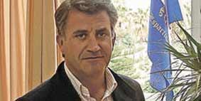 El concejal de Economía de Espartinas, Javier Jiménez. (FOTO: ABC-Sevilla)