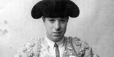 Pepe Luis Vázquez, en el patio de cuadrillas.