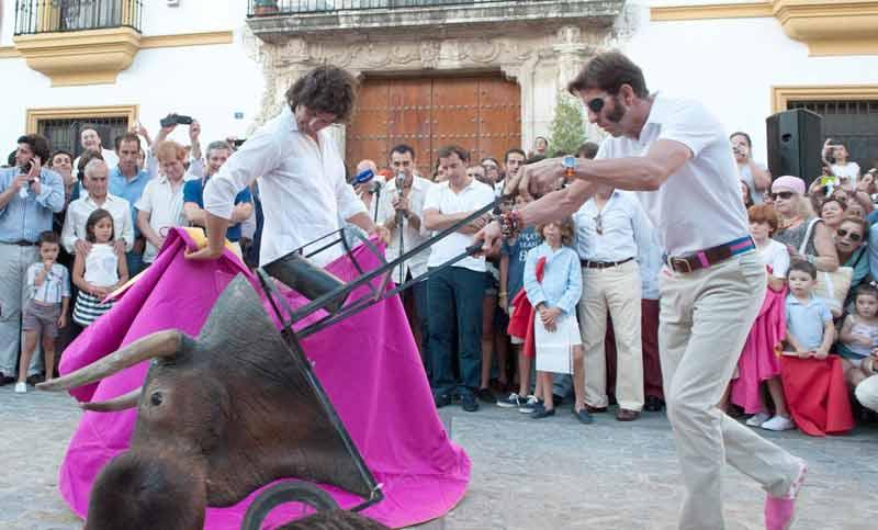 En defensa de Utrera. (FOTO: lopezmatito.com)