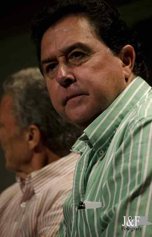El torero y apoderado Tomás Campuzano.